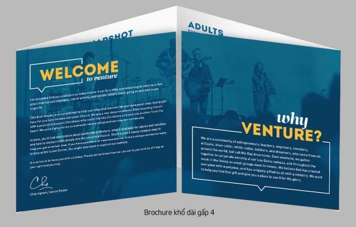 Brochure cấn 3 đường gấp 4