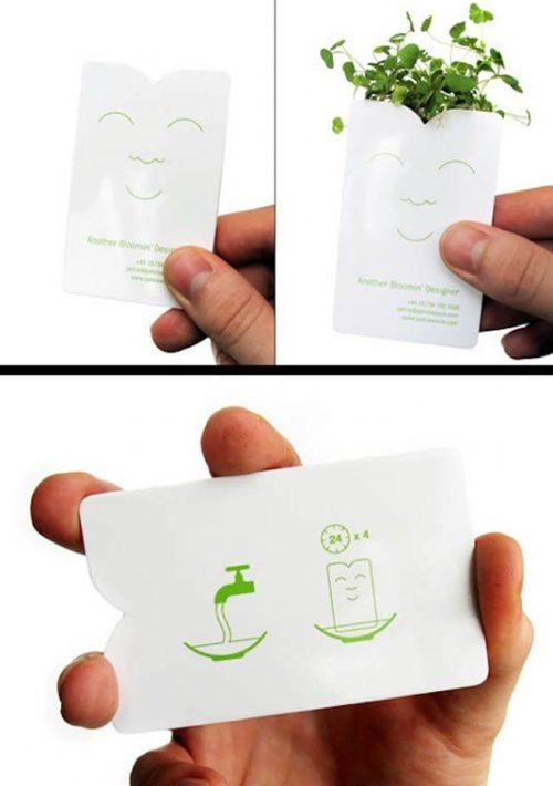 in name card độc lạ