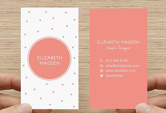 In Name Card 20