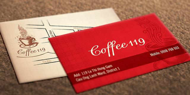 In Name Card đẹp độc Lạ